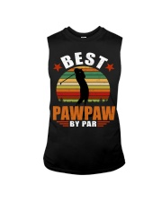 Best Pawpaw By Par Sleeveless Tee thumbnail