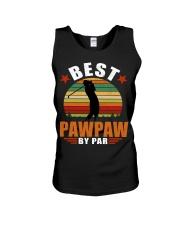 Best Pawpaw By Par Unisex Tank thumbnail