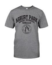 Asbury Park Alumni NJ Classic T-Shirt front