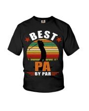 Best Pa By Par Youth T-Shirt thumbnail