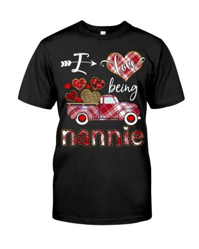 I Love Being nannie - A1