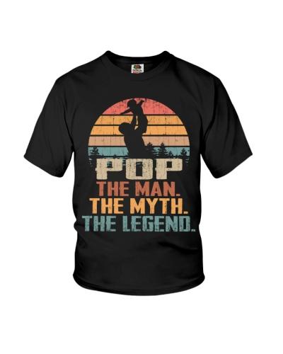 Pop - The Man - The Myth - V1