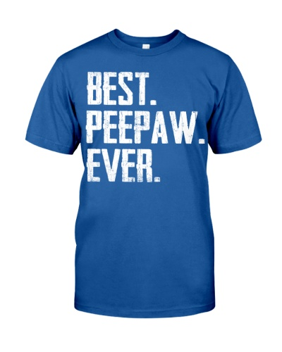 New - Best PeePaw Ever