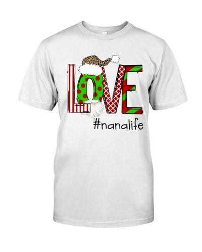 Love Nana Life - Christmas