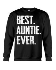 New - Best Auntie Ever Crewneck Sweatshirt thumbnail
