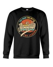 Big Daddy - The Man - The Myth Crewneck Sweatshirt thumbnail