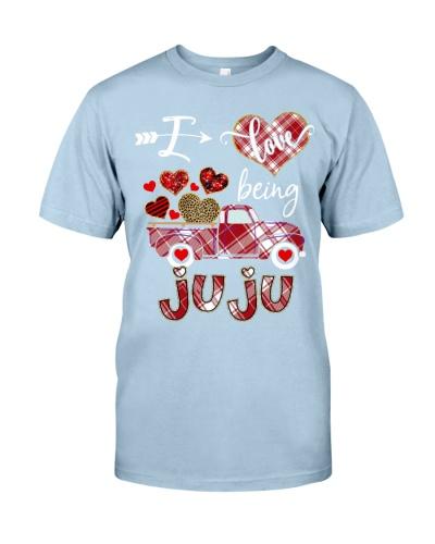 I love being JuJu - A1