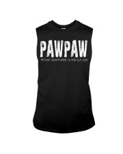 Pawpaw because Grandfather is for old guys Sleeveless Tee thumbnail