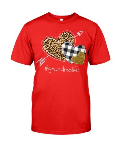 Leopard Heart - Grandma life