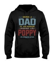 Being a Poppy is priceless Hooded Sweatshirt thumbnail