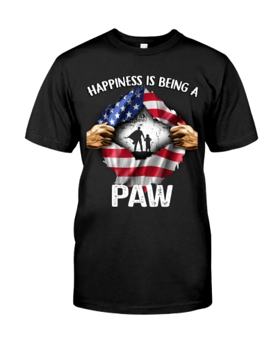 Happiness is being a PAW