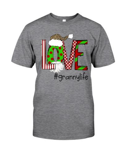 Love Granny Life - Christmas