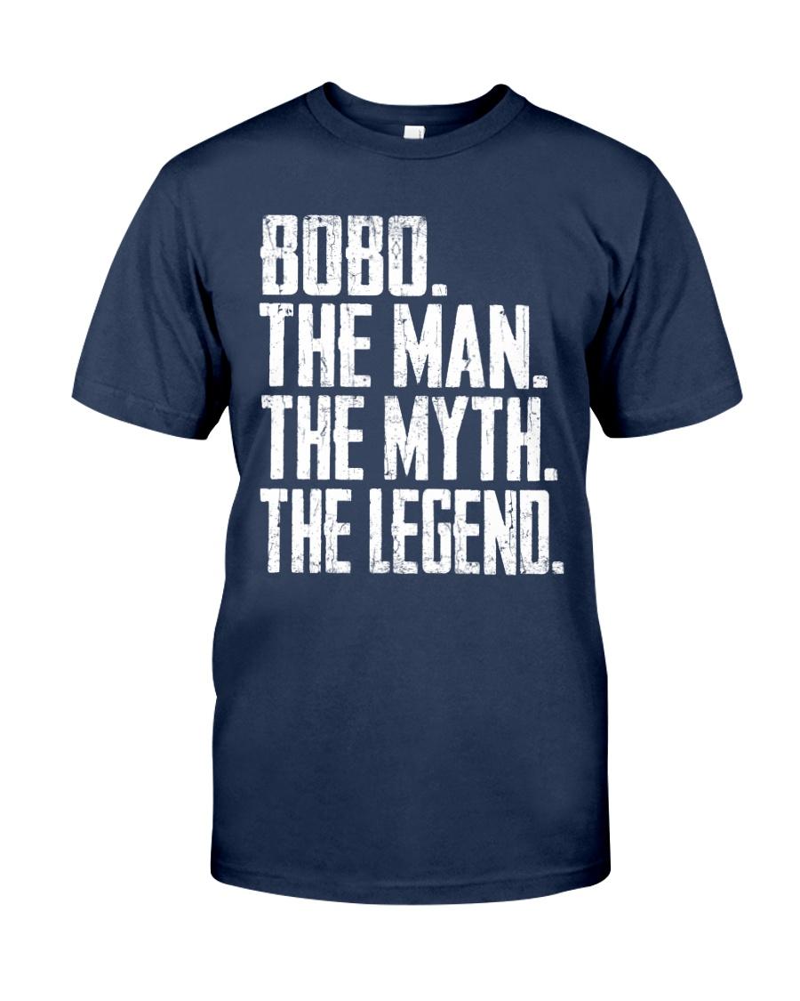 BobO - The Man - The Myth - V2 Classic T-Shirt
