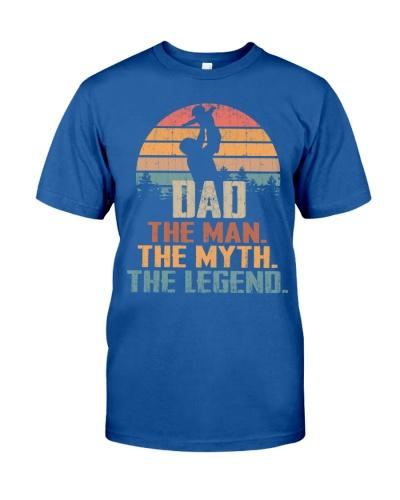 Dad - The Man - The Myth - V1