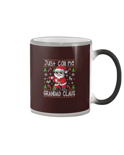 Just call me Grandad claus