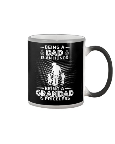 Being a GRANDAD