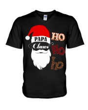 A1 Papa Claus V-Neck T-Shirt thumbnail