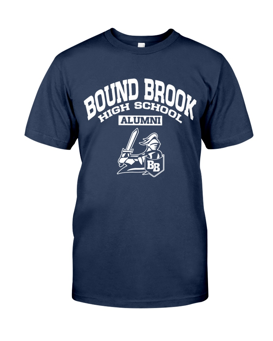 Bound Brook Alumni NJ Classic T-Shirt