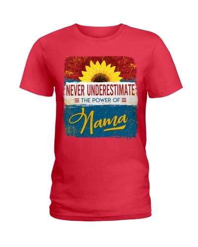 Never underestimate the power of Nama