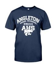 Angleton Alumni TX Classic T-Shirt front