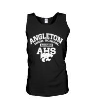 Angleton Alumni TX Unisex Tank thumbnail