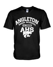 Angleton Alumni TX V-Neck T-Shirt thumbnail