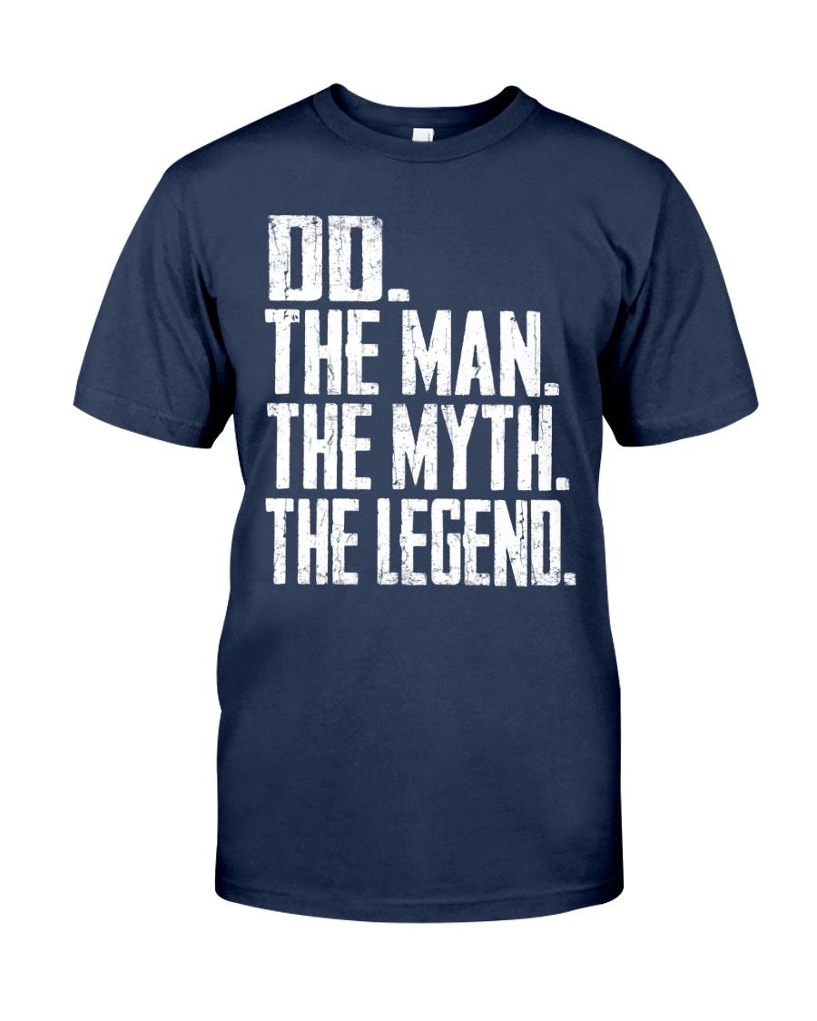 DD - The Man - The Myth - V2 Classic T-Shirt