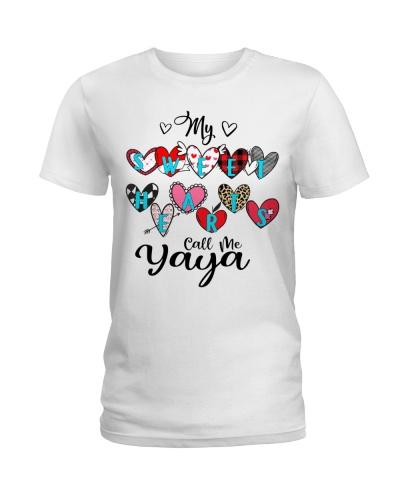 My Sweet hearts call me Yaya