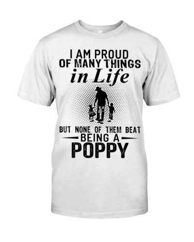 I am proud of Poppy