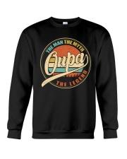 Oupa - The Man - The Myth Crewneck Sweatshirt thumbnail