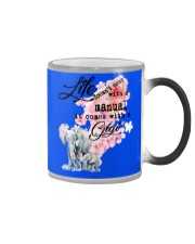 Life doesn't come with a manual it comes with GiGi Color Changing Mug thumbnail