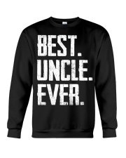 New - Best Uncle Ever Crewneck Sweatshirt thumbnail