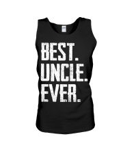 New - Best Uncle Ever Unisex Tank thumbnail