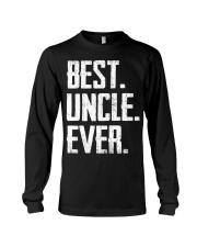 New - Best Uncle Ever Long Sleeve Tee thumbnail