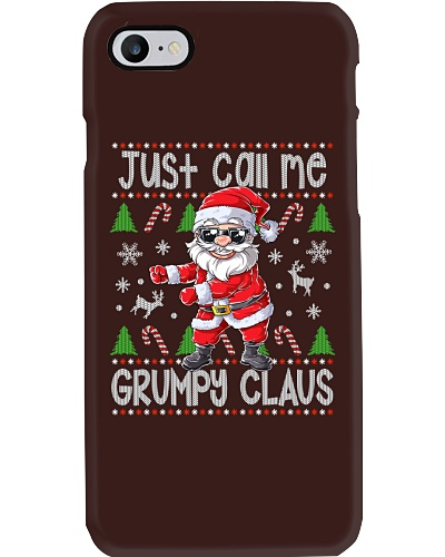 Just call me Grumpy claus