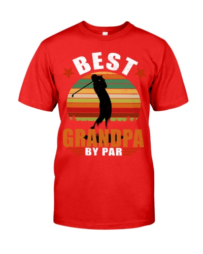 Best Grandpa By Par