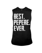 New - Best Pepere Ever Sleeveless Tee thumbnail
