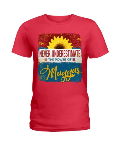 Never underestimate the power of Muggas