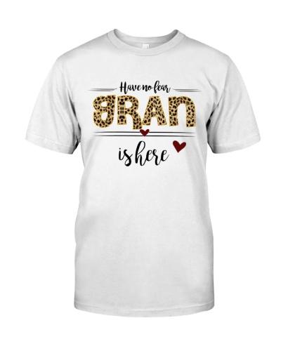 Have no fear - gran here Rv5