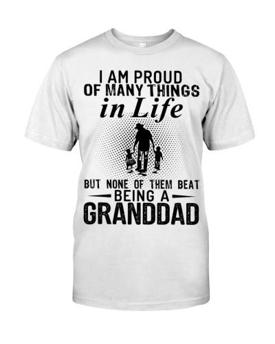 I am proud of Granddad