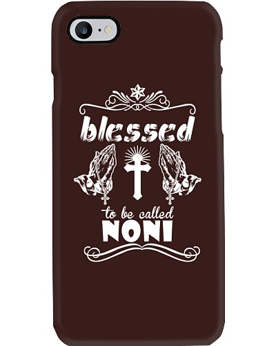 Blessed to be called noni  prays