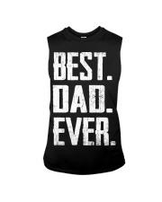 New - Best Dad Ever Sleeveless Tee thumbnail