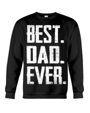 New - Best Dad Ever Crewneck Sweatshirt thumbnail