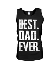 New - Best Dad Ever Unisex Tank thumbnail