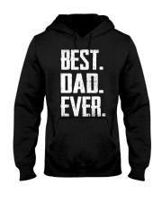 New - Best Dad Ever Hooded Sweatshirt thumbnail
