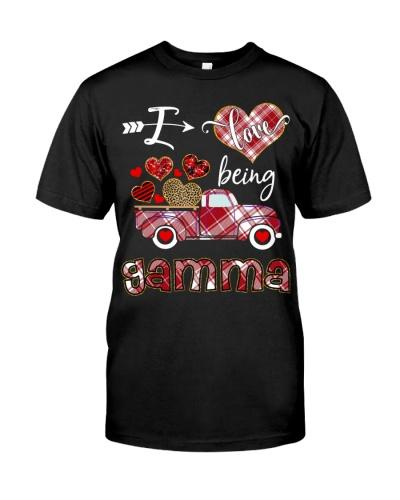 I Love Being gamma - A1