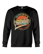 Grand-dude - The Man - The Myth Crewneck Sweatshirt thumbnail