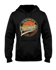 Grand-dude - The Man - The Myth Hooded Sweatshirt thumbnail
