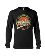 Grand-dude - The Man - The Myth Long Sleeve Tee thumbnail