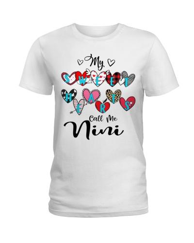 My Sweet hearts call me Nini